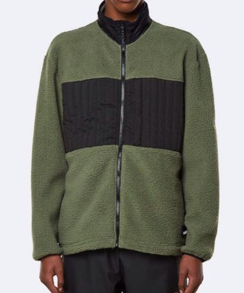 Rains  Fleece Jacket